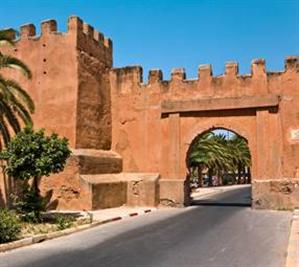 The 'Pink City' of Taroudant