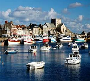 The fishing port of Barfleur