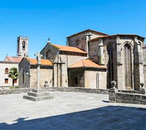 Betanzos, Church of Saint Francis