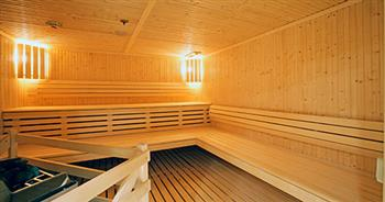 MSC Aurea Spa sauna