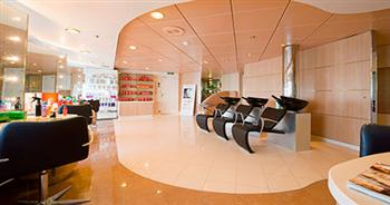 MSC Aurea Spa frizerski salon