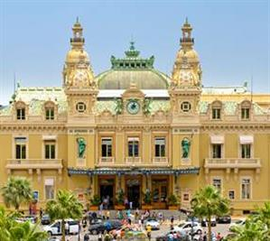 The casino of Monte Carlo