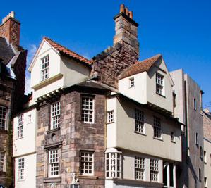 Edinburgh, John Knox House