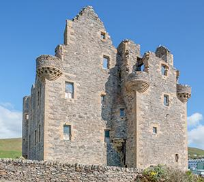 Scalloway Castle